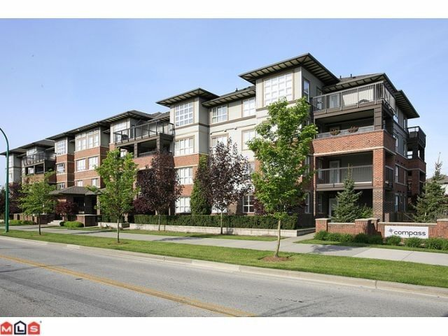 "Main Photo: 108 6815 188TH Street in Surrey: Clayton Condo for sale in ""Compass"" (Cloverdale)  : MLS®# F1212089"