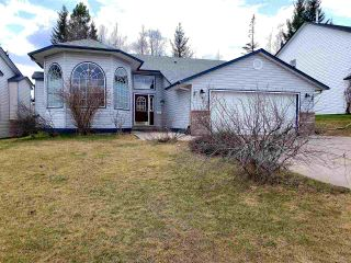 Photo 1: 3190 VISTA RISE Road in Prince George: St. Lawrence Heights House for sale (PG City South (Zone 74))  : MLS®# R2453444
