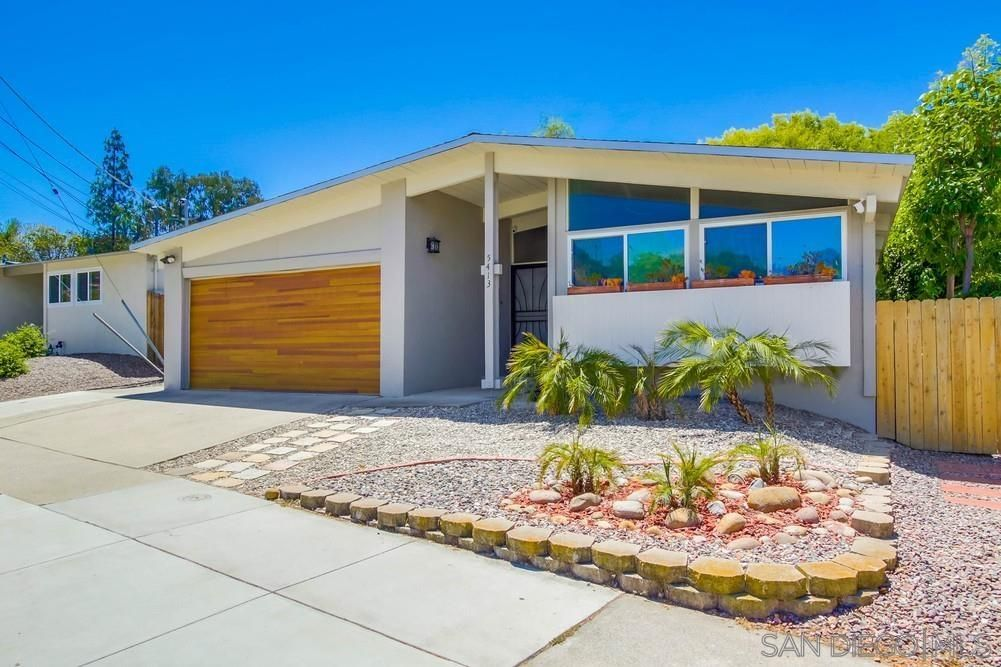 Main Photo: House for sale : 3 bedrooms : 5413 BAJA DR in San Diego