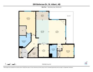 Photo 36: 502 200 BELLEROSE Drive: St. Albert Condo for sale : MLS®# E4244174