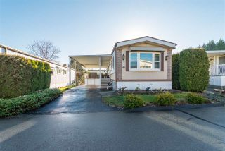 """Photo 1: 44 15875 20 Avenue in Surrey: King George Corridor Manufactured Home for sale in """"SEA RIDGE BAYS"""" (South Surrey White Rock)  : MLS®# R2333311"""