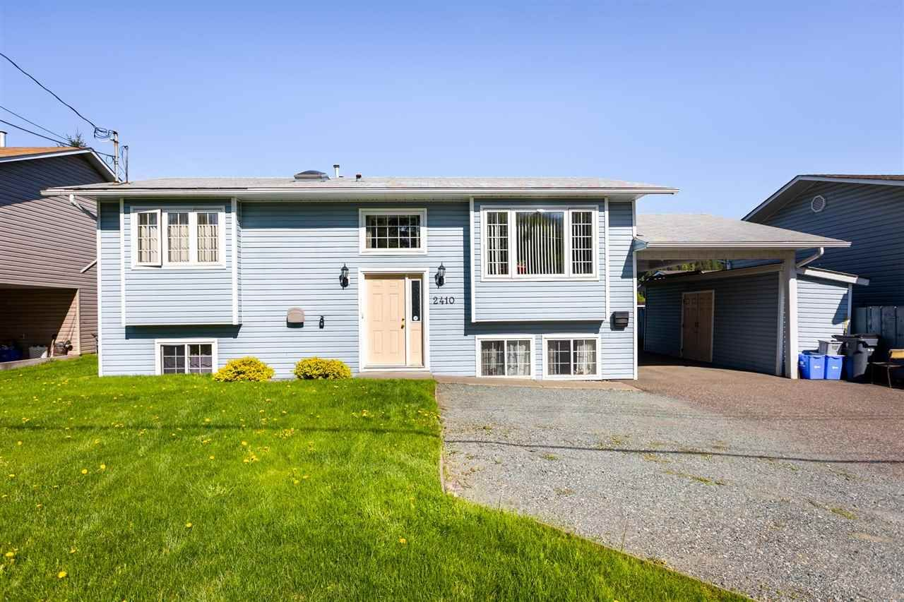 Main Photo: 2410 JASPER Street in Prince George: South Fort George House for sale (PG City Central (Zone 72))  : MLS®# R2584041