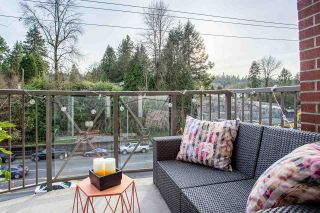 """Photo 15: 403 3240 ST JOHNS Street in Port Moody: Port Moody Centre Condo for sale in """"THE SQUARE"""" : MLS®# R2536864"""