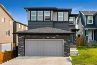 Main Photo: 21 Sage Bluff Close NW in Calgary: Sage Hill Detached for sale : MLS®# A1134853