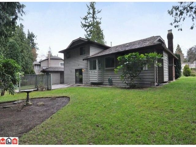 Photo 10: Photos: 2091 126TH Street in Surrey: Crescent Bch Ocean Pk. House for sale (South Surrey White Rock)  : MLS®# F1207412