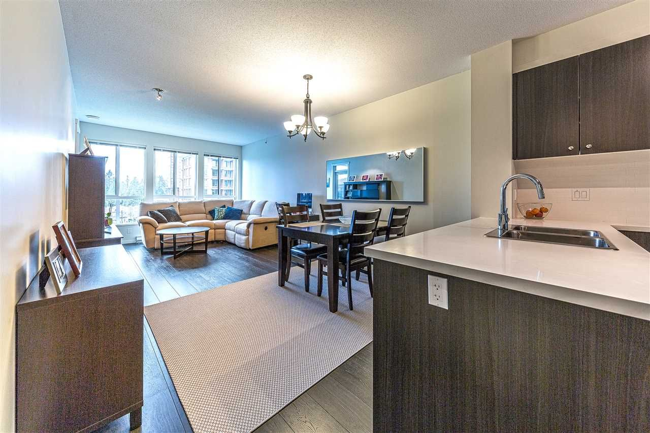 "Main Photo: 404 1135 WINDSOR Mews in Coquitlam: New Horizons Condo for sale in ""Bradley House at Windsor Gate"" : MLS®# R2237566"