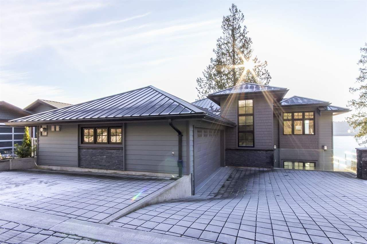 """Main Photo: 3769 DOLLARTON Highway in North Vancouver: Roche Point House for sale in """"NOBLE COVE"""" : MLS®# R2018907"""