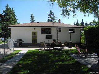 Photo 18: 4283 Eldridge Avenue in Winnipeg: Charleswood Residential for sale (1G)  : MLS®# 1618284