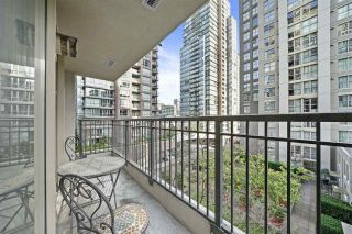 "Photo 18: 605 989 RICHARDS Street in Vancouver: Downtown VW Condo for sale in ""The Modrian"" (Vancouver West)  : MLS®# R2561153"