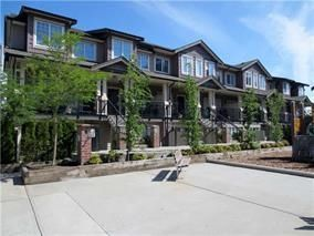"""Photo 1: 117 13958 108 Avenue in Surrey: Whalley Townhouse for sale in """"aura"""" (North Surrey)  : MLS®# R2243079"""