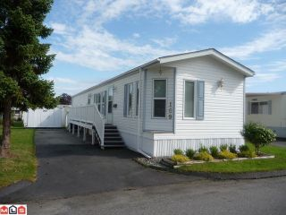 """Photo 1: 169 1840 160TH Street in Surrey: King George Corridor Manufactured Home for sale in """"Breakaway Bays"""" (South Surrey White Rock)  : MLS®# F1118468"""