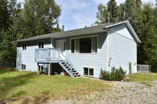 """Photo 1: 1577 NW PATCHETT Road: Bouchie Lake House for sale in """"BOUCHIE LAKE"""" (Quesnel (Zone 28))  : MLS®# R2384378"""