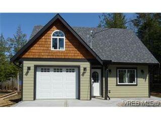 Photo 1: 4 7869 Chubb Rd in SOOKE: Sk Kemp Lake House for sale (Sooke)  : MLS®# 568790