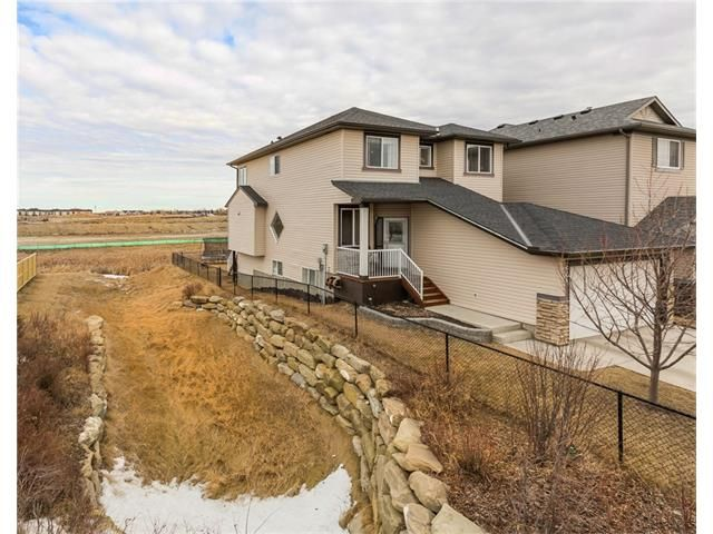 Photo 47: Photos: 664 LUXSTONE Landing SW: Airdrie House for sale : MLS®# C4106944