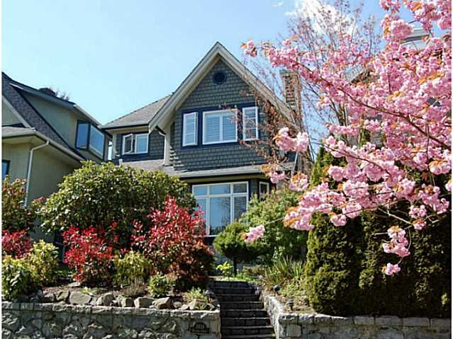 """Main Photo: 3939 HEATHER Street in Vancouver: Cambie House for sale in """"DOUGLAS PARK"""" (Vancouver West)  : MLS®# V1004115"""