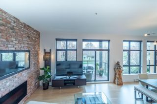 Photo 15: 201 220 SALTER Street in New Westminster: Queensborough Condo for sale : MLS®# R2557447