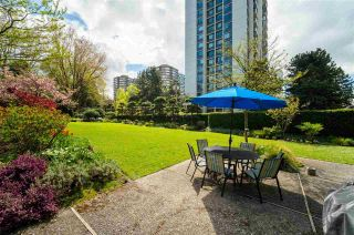 """Photo 17: 605 1740 COMOX Street in Vancouver: West End VW Condo for sale in """"THE SANDPIPER"""" (Vancouver West)  : MLS®# R2574694"""