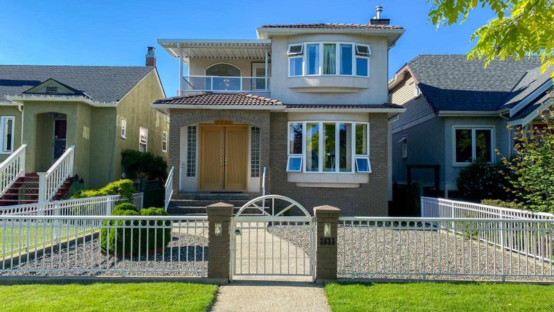 FEATURED LISTING: 2633 KITCHENER Street Vancouver