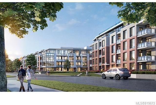 Main Photo: 303 550 Michigan St in Victoria: Vi James Bay Condo for sale : MLS®# 819672