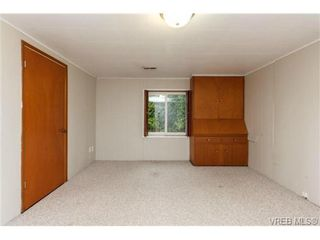 Photo 12: 1083 Joan Cres in VICTORIA: Vi Rockland House for sale (Victoria)  : MLS®# 710463