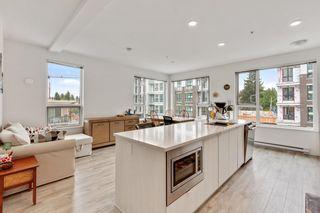 """Photo 2: 404 621 REGAN Avenue in Coquitlam: Coquitlam West Condo for sale in """"SIMON 2"""" : MLS®# R2610540"""