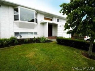Photo 3: 4397 Columbia Dr in VICTORIA: SE Gordon Head House for sale (Saanich East)  : MLS®# 513130