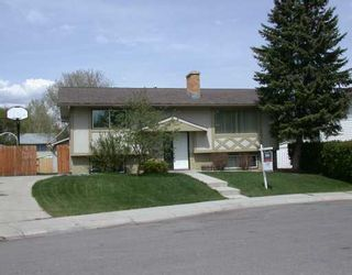 Photo 1:  in CALGARY: Braeside Braesde Est Residential Detached Single Family for sale (Calgary)  : MLS®# C3170574