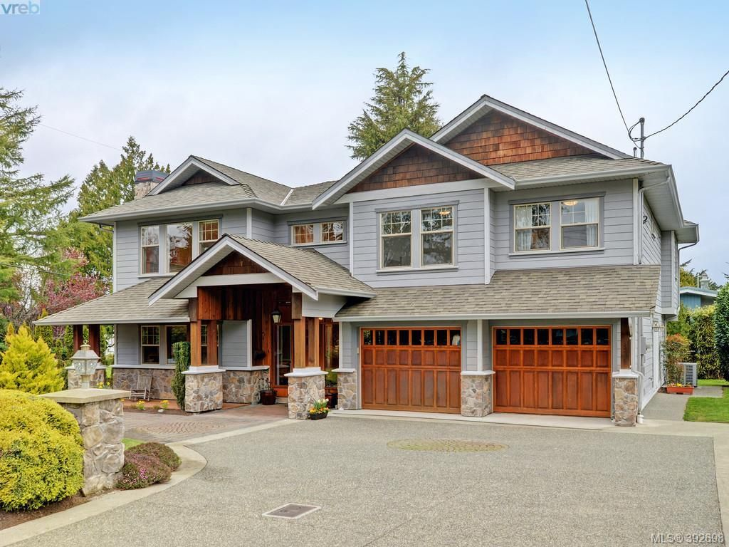 Main Photo: 1786 Barrie Rd in VICTORIA: SE Gordon Head House for sale (Saanich East)  : MLS®# 789236