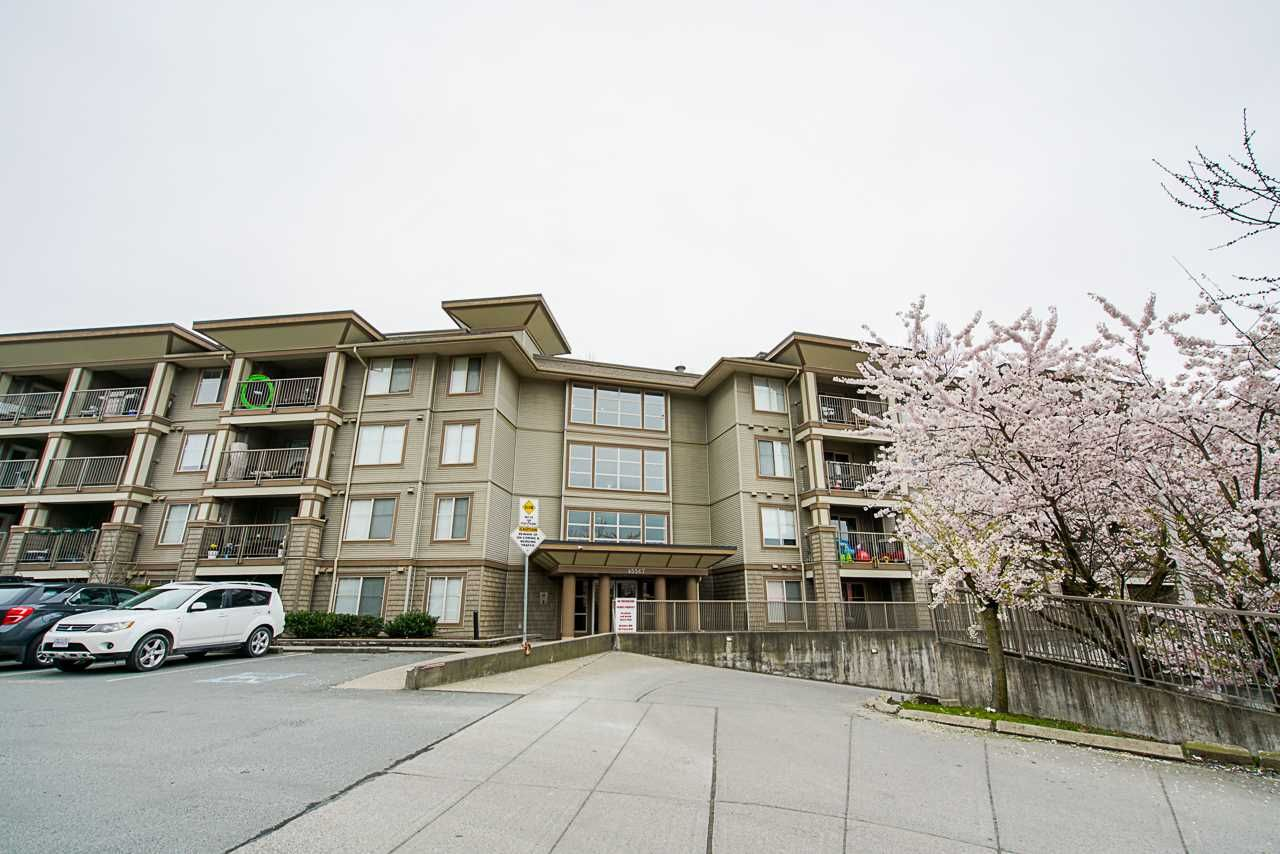 "Main Photo: 111 45567 YALE Road in Chilliwack: Chilliwack W Young-Well Condo for sale in ""THE VIBE"" : MLS®# R2569984"