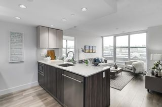 """Photo 9: 607 1788 COLUMBIA Street in Vancouver: False Creek Condo for sale in """"Epic At West"""" (Vancouver West)  : MLS®# R2519322"""