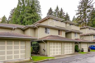 Photo 1: 117 1386 LINCOLN DRIVE in Port Coquitlam: Oxford Heights Townhouse for sale : MLS®# R2119011