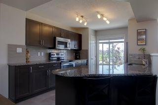 Photo 4: 7503 GETTY GA NW in Edmonton: Zone 58 Townhouse for sale : MLS®# E4075410