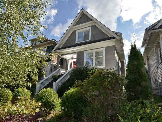 Main Photo: 842 E 11TH AVENUE in : Mount Pleasant VE House for sale : MLS®# V968994