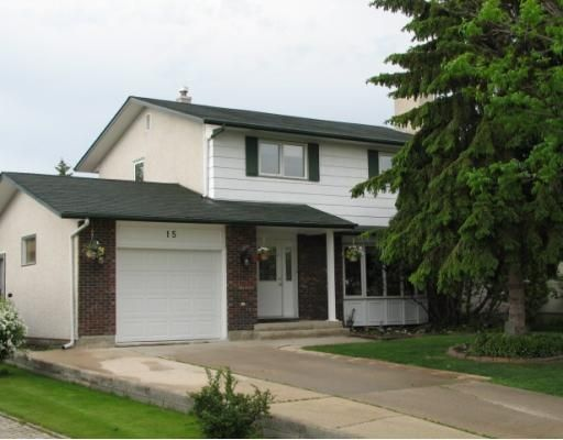 Main Photo: 15 Forest Lake Dr in Wnnipeg: Residential for sale : MLS®# 2911413