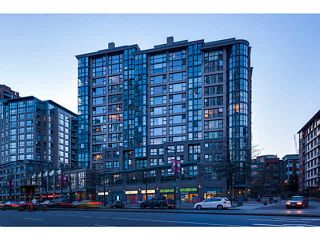 """Photo 2: 1502 1177 PACIFIC Boulevard in Vancouver: Yaletown Condo for sale in """"PACIFIC PLAZA"""" (Vancouver West)  : MLS®# V1122980"""