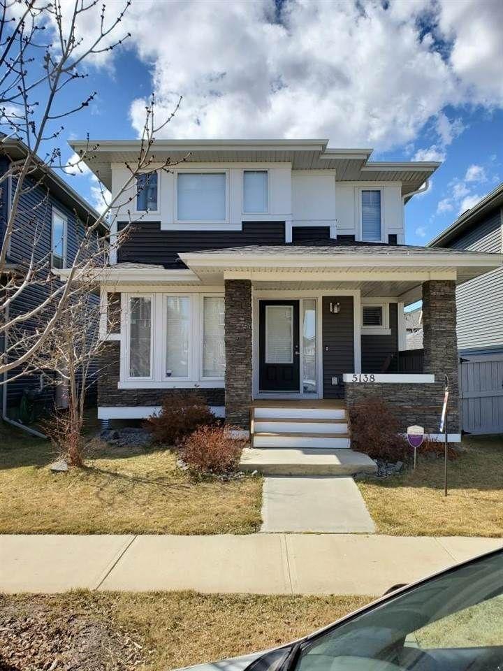 Main Photo: 5138 Corvette Street in Edmonton: Zone 27 House for sale : MLS®# E4241742