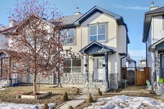 Main Photo: 19 Taravista Gardens NE in Calgary: Taradale Semi Detached for sale : MLS®# A1075471