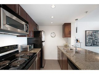 """Photo 2: 1503 58 KEEFER Place in Vancouver: Downtown VW Condo for sale in """"Firenze 1"""" (Vancouver West)  : MLS®# V1071192"""