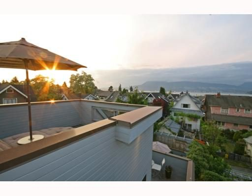 Photo 3: Photos: 3153 W 3RD Avenue in Vancouver: Kitsilano 1/2 Duplex for sale (Vancouver West)  : MLS®# V771650