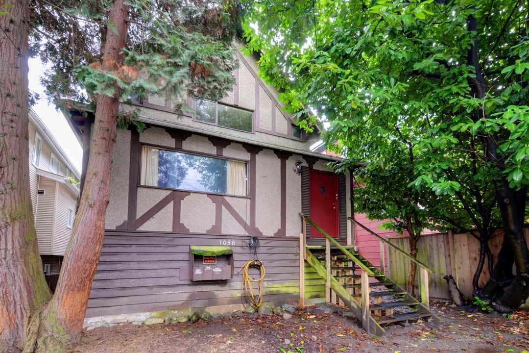 "Main Photo: 1058 E 13TH Avenue in Vancouver: Mount Pleasant VE House for sale in ""Mount Pleasant"" (Vancouver East)  : MLS®# R2143092"