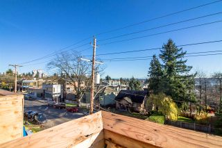 "Photo 11: 4 1211 EIGHTH Avenue in New Westminster: West End NW Townhouse for sale in ""Elina on Eighth"" : MLS®# R2522766"