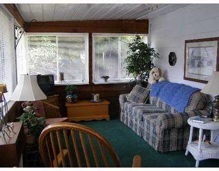 "Photo 4: 49 4496 HIGHWAY 1O1 BB in Sechelt: Sechelt District Manufactured Home for sale in ""BIG MAPLE MOBILE HOME PARK"" (Sunshine Coast)  : MLS®# V648460"
