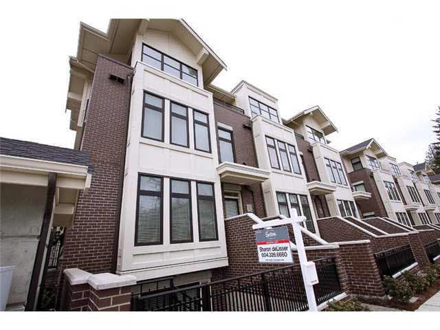 Main Photo: 1 5879 GRAY AVENUE in : University VW Townhouse for sale : MLS®# V883012