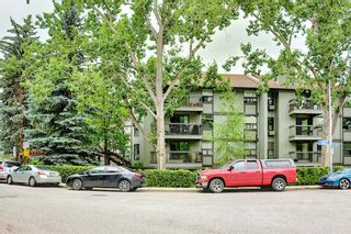 Main Photo: 302 626 24 Avenue SW in Calgary: Cliff Bungalow Apartment for sale : MLS®# A1127561