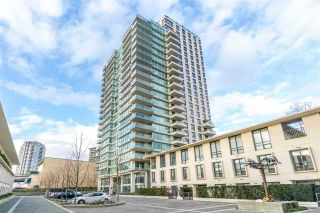 """Main Photo: 907 2200 DOUGLAS Road in Burnaby: Brentwood Park Condo for sale in """"AFFINITY BY BOSA"""" (Burnaby North)  : MLS®# R2584375"""