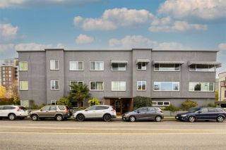 """Main Photo: 101 2626 FIR Street in Vancouver: Fairview VW Condo for sale in """"CAMBRIDGE MANOR"""" (Vancouver West)  : MLS®# R2518017"""