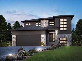 HOME IS TO BE BUILT *Artists rendering* NOT EXACTLY AS SHOWN*