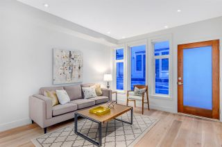 """Photo 1: 1072 NICOLA Street in Vancouver: West End VW Townhouse for sale in """"Nicola Mews"""" (Vancouver West)  : MLS®# R2085171"""