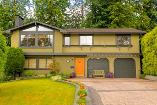 """Photo 1: 2716 ANCHOR Place in Coquitlam: Ranch Park House for sale in """"RANCH PARK"""" : MLS®# R2279378"""