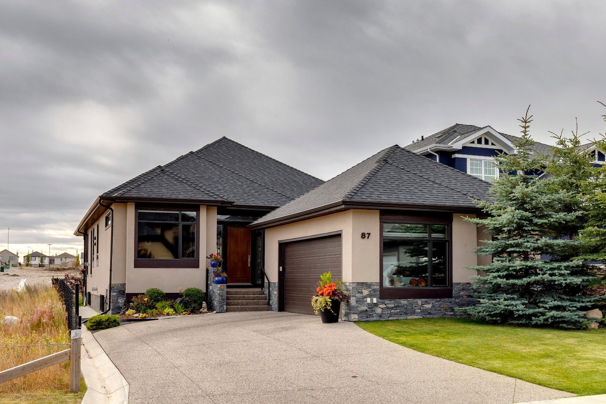 Main Photo: Calgary Luxury Home In Cougar Ridge SOLD As Exclusive, Off Market Property